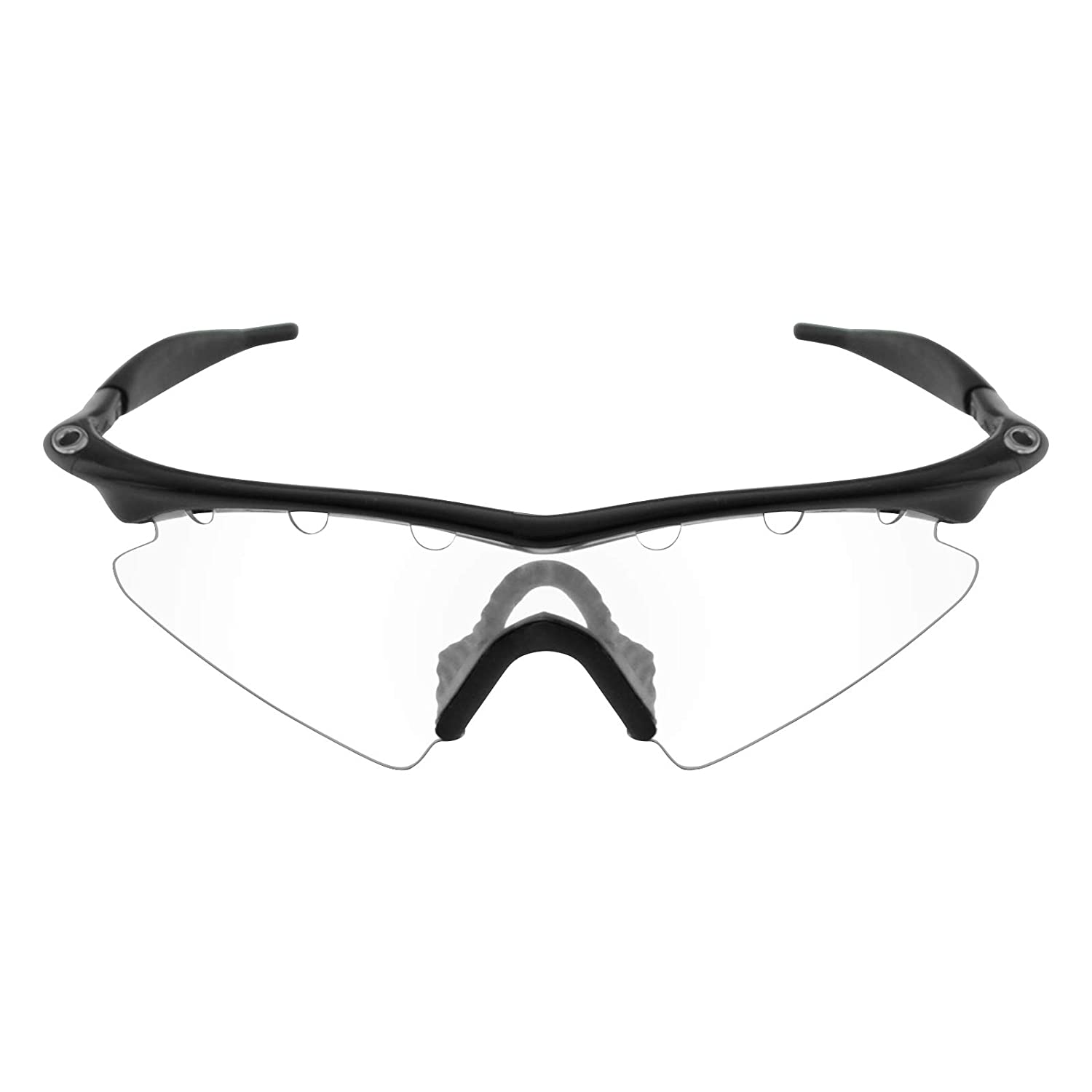 2f354341e7 Mryok UV400 Replacement Lenses for Oakley M Frame Sweep Vented - HD Clear   Amazon.com.au  Fashion