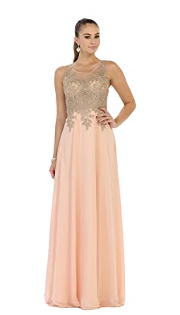 624c206a0253 Formal Dress Shops Inc. FDS1432 Special Occasion Long Formal Gown (4