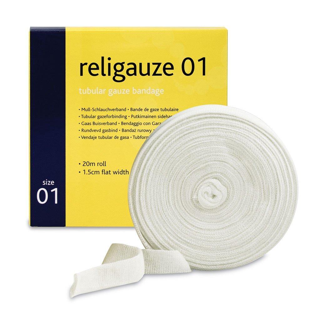 Religauze REL481 Tubular Gauze, 01 Size, 20 m