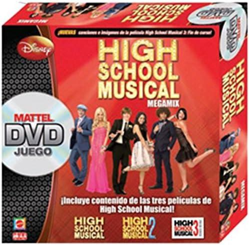 High School Musical - Compilación DVD: Amazon.es: Juguetes y juegos