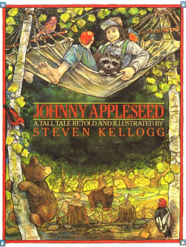 Johnny Appleseed Coloring Pages - In All You Do