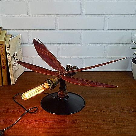 Lámpara de escritorio Retro industrial Steampunk E27 Socket DIY ...