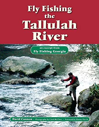 Fly fishing the tallulah river an excerpt for Amazon fly fishing