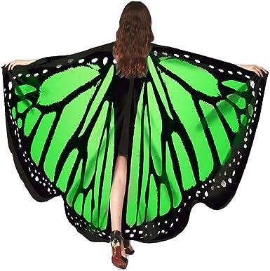 Alas de Mariposa, Dragon868 Disfraces Mujer Originales Carnaval ...