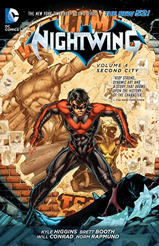 Nightwing Vol. 4: Second City (The New 52) (Nightwing (Numbered)) by imusti