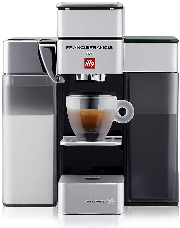 Illy FrancisFrancis! Y5 Milk 60231 Isperespresso - Cafetera con ...