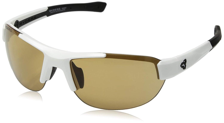 【最安値挑戦!】 Ryders Eyewear LENS Crankum WHITE-BLACK B06XWXX9B4 WHITE-BLACK/ AMBER LENS/ WHITE-BLACK/ AMBER LENS, ホウジョウチョウ:68aa0e74 --- webtricky.com