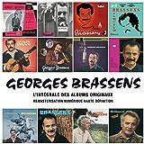 L'Integrale Des Albums Studio by BRASSENS,GEORGES (2010-11-02)