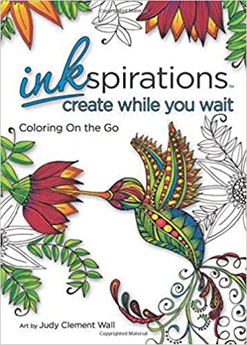 Coloring Books For Adults Offer Creative Stress Relief AARP And HCI Introduce New Book In The Inkspirations Series