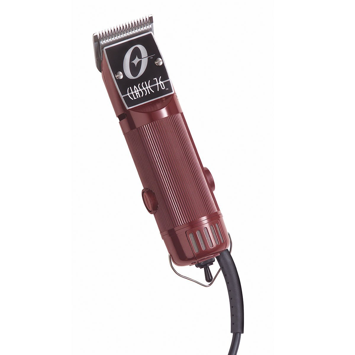 Oster ''LIMITED CLASSIC 76 EDITION'' Hair Clippers with UNBREAKABLE Valox Material and BONUS FREE OldSpice Body Spray Included