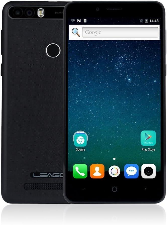 Smartphone Libre con 4000mAh Batería, LEAGOO KIICAA Power 3G ...