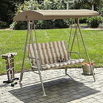 Essential Garden 2 Seat Garden Swing