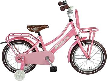 Bicicleta Niña Excellent 16 Pulgadas Freno Delantero al Manillar y ...