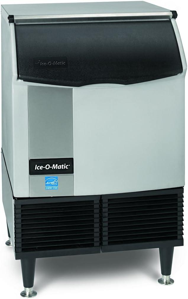 "B00EPN3RIK Ice-O-Matic ICEU150HA 30"" Air Cooled Undercounter 185 lb. Half Size Cube Ice Maker - 70 lb. Bin 61YKi-hmk7L.SL1200_"