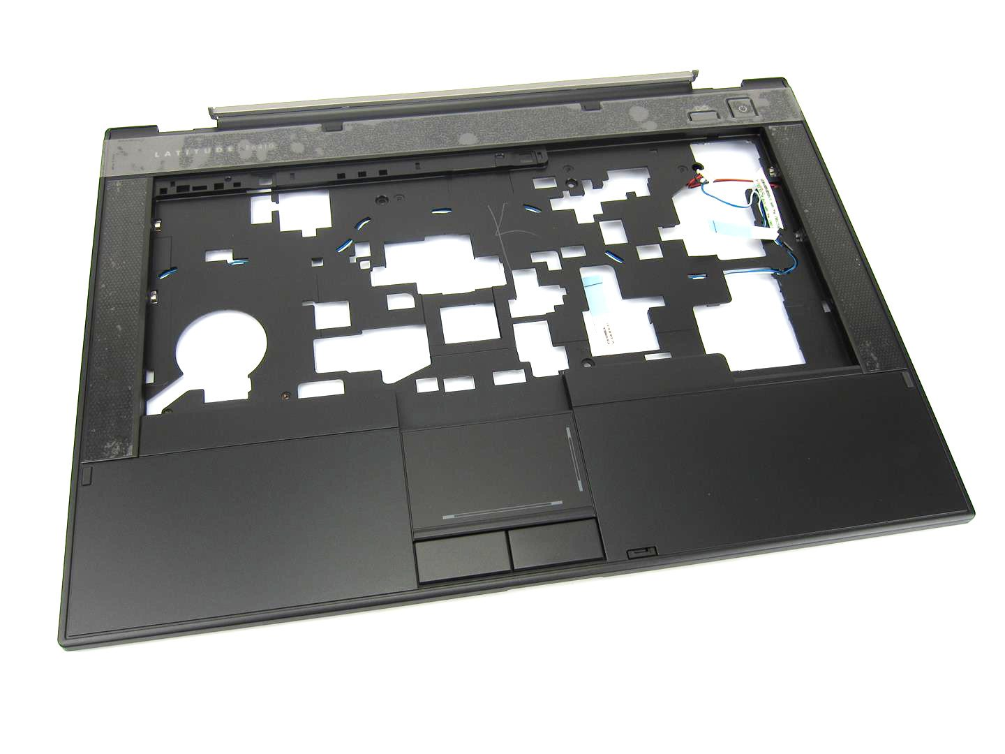 Genuine Dell Y42JK A09103 Latitude E6410 Black Palmrest With TouchPad Compatible Part Numbers: Y42JK 0Y42JK ASSY,PLMRST,W/O-CSC,UP,E6410
