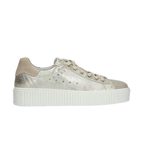 48a90e631f930d NERO GIARDINI Sneakers scarpe donna savana 5281 mod. P805281D ...