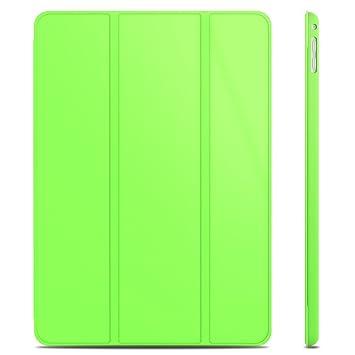 JETech 3041- Funda para iPad Air 2, Carcasa con Soporte Función, Auto-Sueño / Estela, Verde