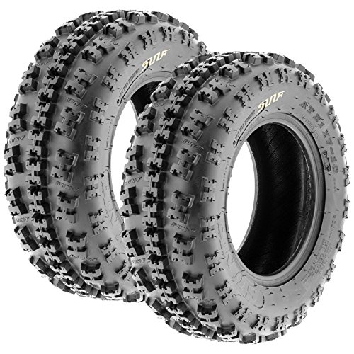 SunF Tires 23x7 10 Rating Knobby