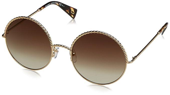 5c344a3a8b63 Marc Jacobs Sunglasses MARC 169/S JL GOLD HAVANA, 57: Amazon.co.uk: Clothing