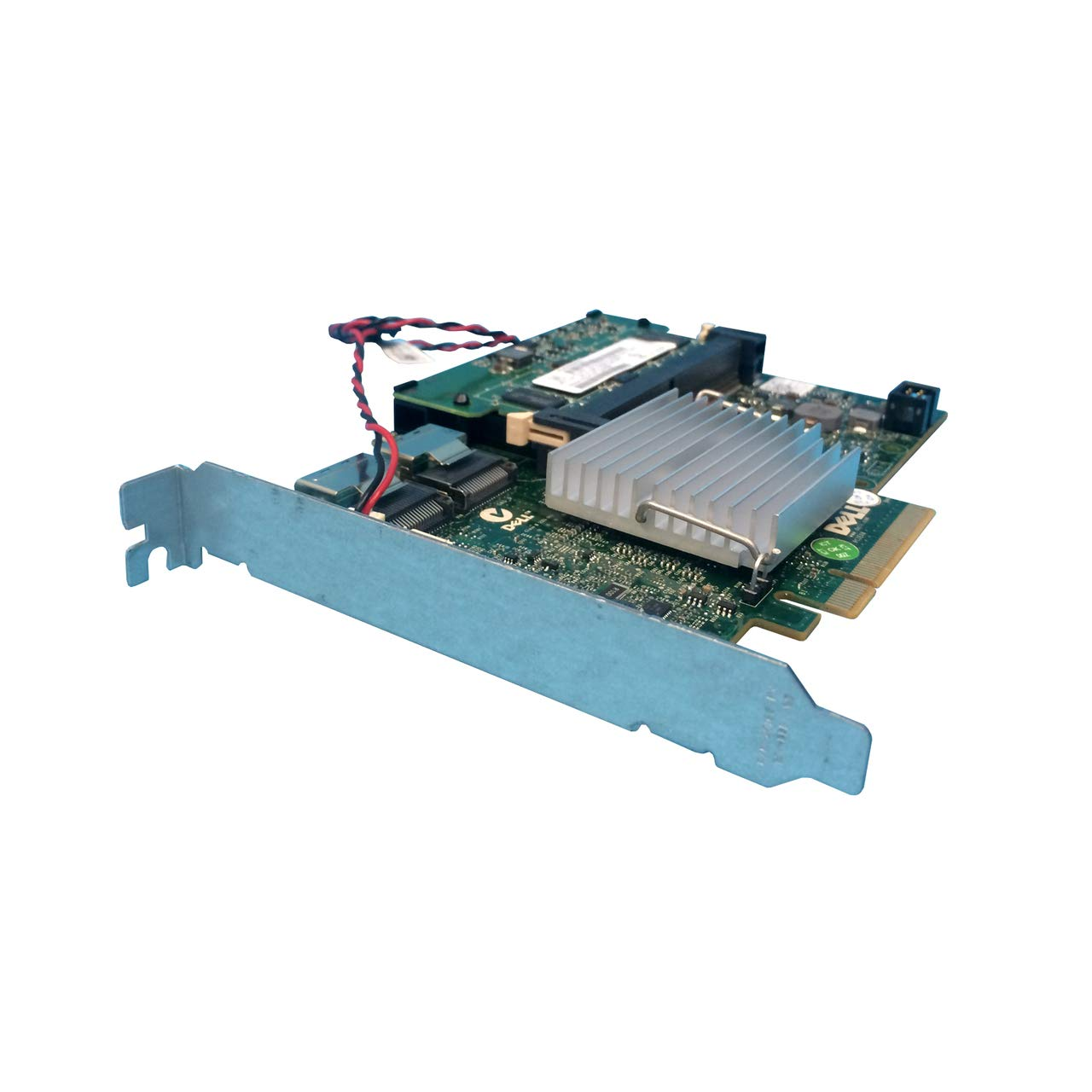 Dell W56W0 PowerEdge PERC H700 512MB 6Gb/s SAS PCIe 2.0 x8 RAID Controller Card (Renewed)