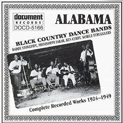 Alabama Black Country Dance Bands