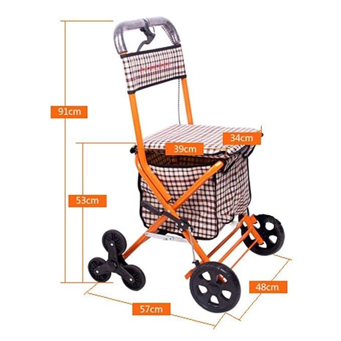 Accesorios para andadores con ruedas Carro De Ancianos Ancianos El ...