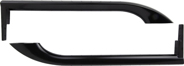 2-Pack 5304506471 Refrigerator Door Handle Replacement for Frigidaire FFTR1821QM3 Refrigerator UpStart Components Brand Compatible with 5304506471 Black Door Handle