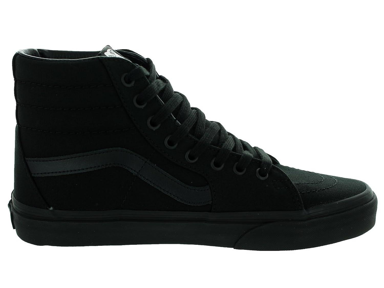 Vans Chaussures En Cuir Noir Taille 5 uXeAFE