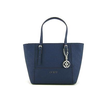 Borse e borsette da donna blu GUESS con cerniera | Acquisti