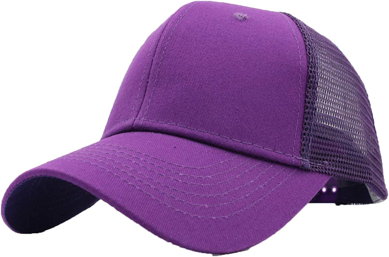 Camo Mesh Baseball Cap Men Women Snapback Cap Hip Hop Dad Hat Summer Outdoor Relaxation Sport Curve Visor Cap