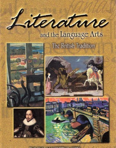 British Literature Series (Literature and the Language Arts: The British Tradition (The Emc Masterpiece Series))