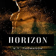 Horizon Audiobook by K.T. Thomason Narrated by Harrison Richards