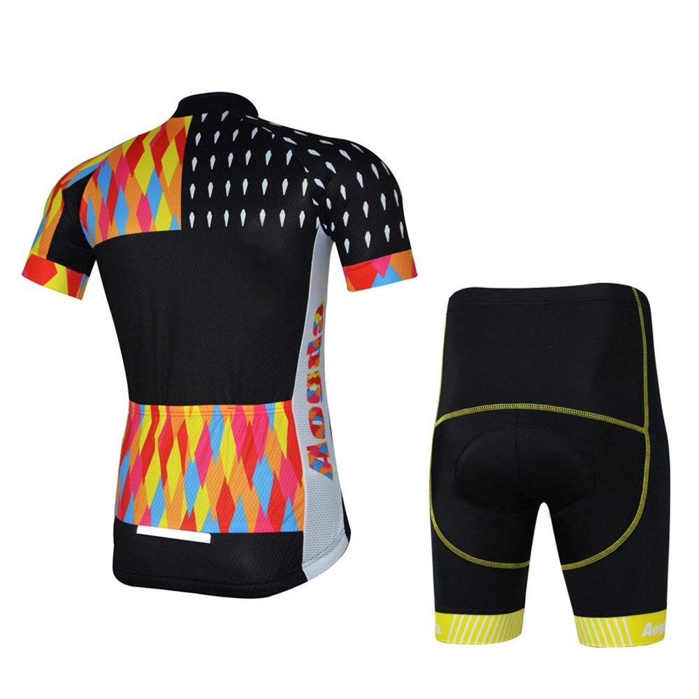 Amazon.com: Aogda Cycling Jerseys Mens 2017 Ropa Ciclismo ...