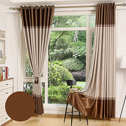 QWASFCDS Curtain European-Style Blackout Shade Curtain Thickened Yang Insulated Curtains Living Room Bedroom-B 350x270cm(138x106inch)