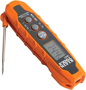 Klein Tools IR07 Dual Infrared (IR) - Smaller and Capable