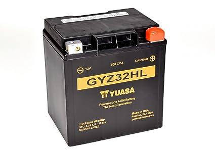 Amazon.com: Yuasa YUAM732HL Battery: Automotive