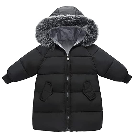 52a6a70de25 AnKoee Baby Girls Cute Cloak Hooded Autumn Winter Warm Coats Jackets  Outerwear: Amazon.co.uk: Clothing