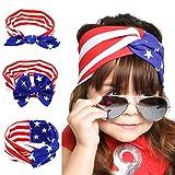 American US Flag Bandana Headband - Show Your American Pride - Bandana Headband US Bandana USA Flag