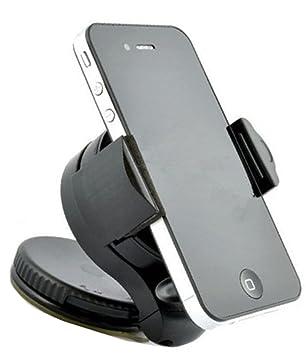 DaoRier coche soporte para teléfono móvil magnético Car Phone ...