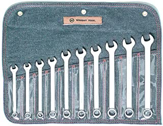 product image for Wright Tool 751 Metric Combination Wrench Set, 10mm - 19mm (10-Piece)