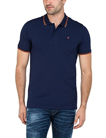 2b6ba826ae03 Replay M3536.000.21868 Mens Polo at Amazon Men's Clothing store: