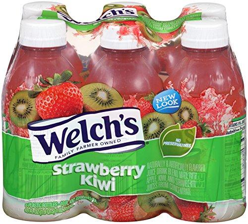- Welch's Strawberry Kiwi Drink, 10 oz - Pk of 24