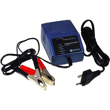 H-Tronic Cargador AL 600 plus para todas las Baterías de ...