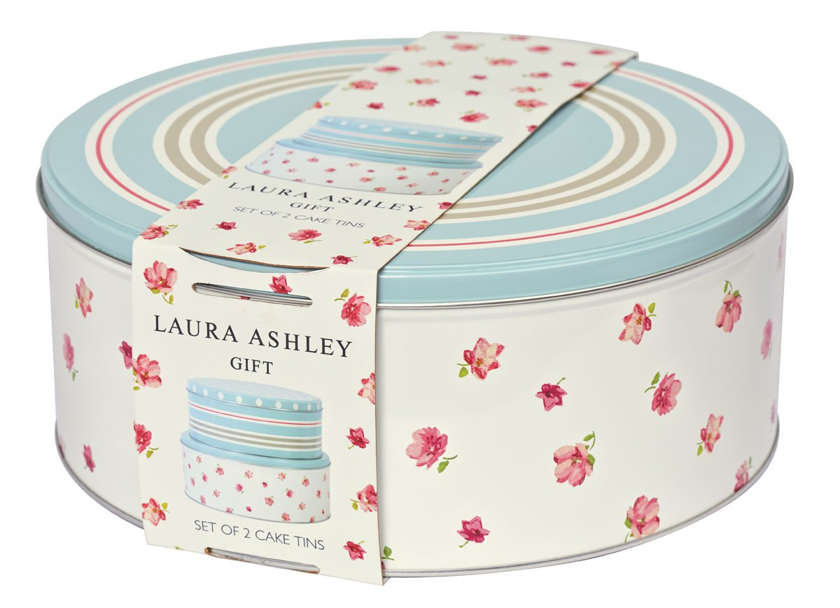 Gut Laura Ashley Keksdose, 2er Set, Bunt: Amazon.de: Küche U0026