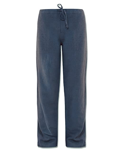 Amazon.com: soulflower para hombre cáñamo pantalones de yoga ...