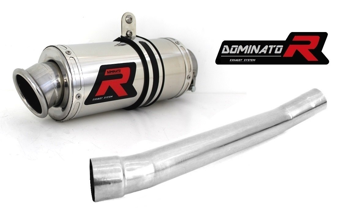 Dominator Exhaust SUZUKI GSF 1200 BANDIT 96-06 + DB KILLER (GP I)