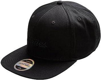 7e552988f870b Jack and Jones - Simple Black Cap - Casquette américaine - Noir - Taille ADU