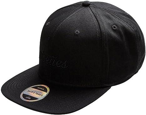 2e45a56f8 Jack & Jones Men's Cap Black at Amazon Men's Clothing store: