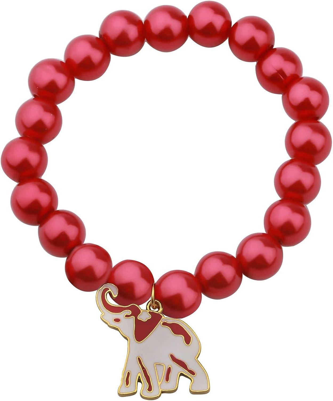 CENWA Elephant Bracelet Delta Gift DST Jewelry Greek Sorority Gift
