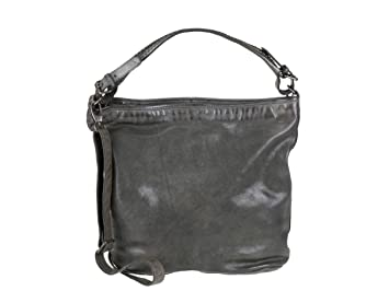 Bear Design Handtasche Damen Tasche Leder Schultertasche